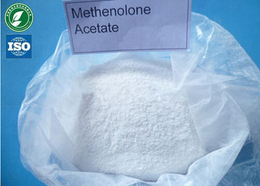 China Raw Steroid Powders 99% purity Methenolone Acetate for Muscle Growth CAS 434-05-9 supplier