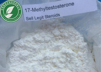 China High Quality Steroid Powder 17-Methyltestosterone CAS 58-18-4 supplier