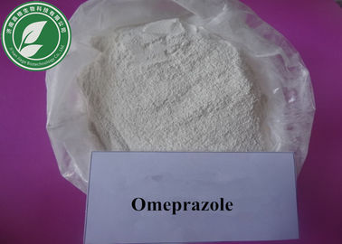China Pharmaceutical Intermediate Omeprazole For Peptic Ulcer CAS 73590-58-6 supplier