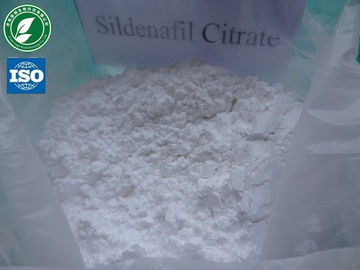 China CAS 171599-83-0 White Solid Sex Steroid Hormones , Sildenafil Citrate Raw Hormone Powders factory