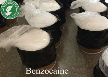 Pharmaceutical Anesthetic Benzocaine For Pain killer CAS 94-09-7