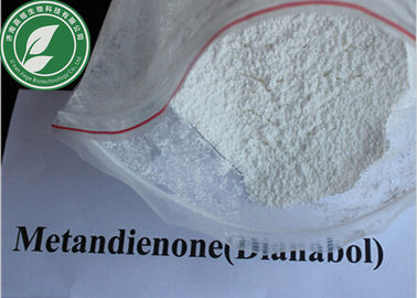 White Steroid Methandienone Dianabol For Muscle Building CAS 72-63-9