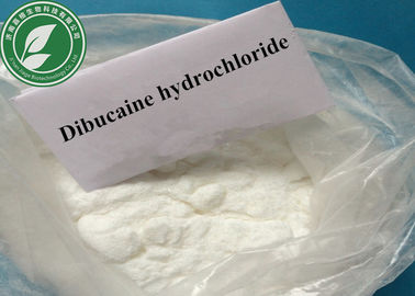 Local Anesthetic Dibucaine Hydrochloride For Pain Reliver CAS 61-12-1