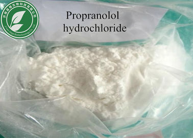 Pharmaceuticals Propranolol Hydrochloride For Anti-Anginal CAS 318-98-9