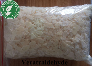 Pharmaceutical 99% Veratraldehyde For Anti-Infection CAS 120-14-9
