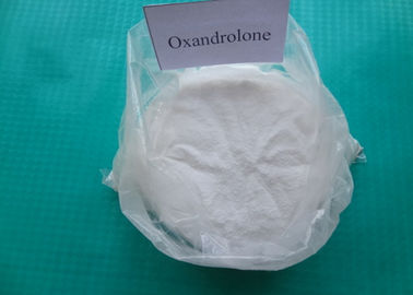 99% Purity Anabolic Steroid Powder Oxandrolone For Fat Loss CAS 53-39-4