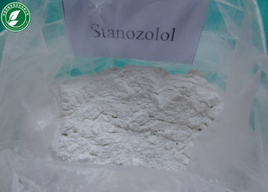 China Oral Steroid  Stanozolol Powder Winstrol Powder CAS 10418-03-8 factory