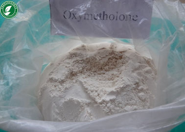 China Pharmaceutical Grade Steroid Raw Powder Oxymetholone Anadrol 434-07-1 factory