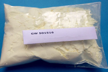China 99% Sarms Powder Cardarine Gw-501516 For Weight Loss CAS 317318-70-0 factory