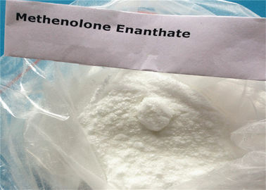 China Methenolone Enanthate CAS 303-42-4 Steroid Hormone Powder with Best Price factory