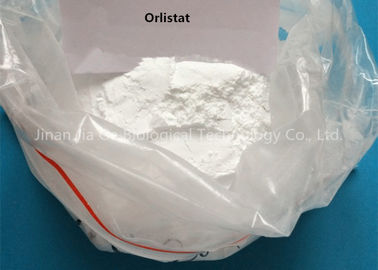 China Healthy Weight Loss Pharmaceutical Raw Materials Orlistat Powder 96829-58-2 factory