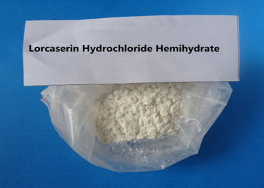 Pharmaceuticals 99% Lorcaserin Hydrochloride For Weight Loss CAS 846589-98-8