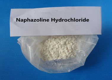 China Pharmaceutical Naphazoline Hydrochloride For Vasoconstrictor CAS 550-99-2 factory
